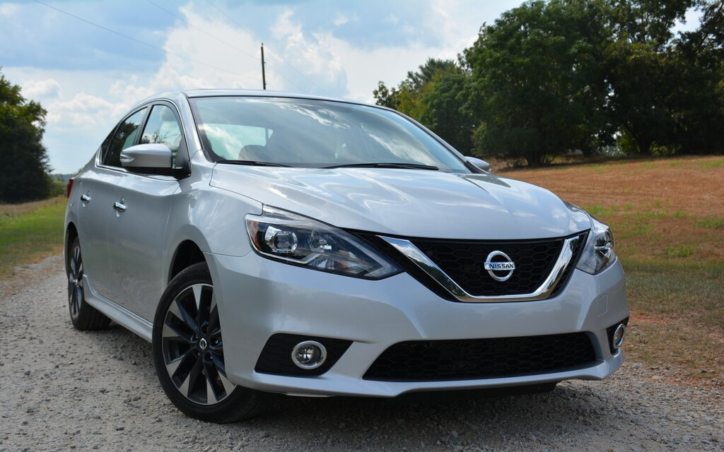 2017 nissan sentra sr turbo a quick spin the car guide. Black Bedroom Furniture Sets. Home Design Ideas