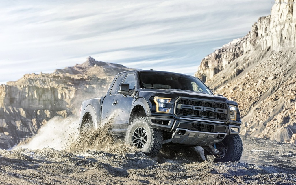 2017 ford f 150 raptor a monster with manners the car guide news 2017 ford f 150 raptor is a powerhouse publicscrutiny Choice Image