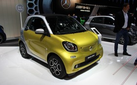 smart fortwo electric drive 2017 le retour de la citadine lectrique guide auto. Black Bedroom Furniture Sets. Home Design Ideas