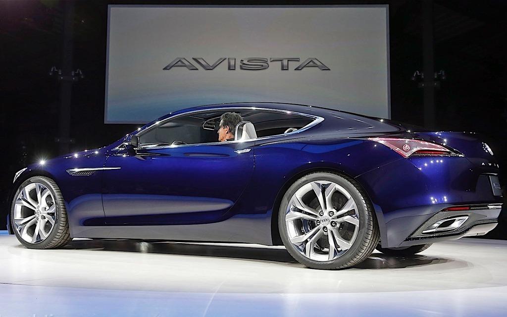 Le Concept Avista de Buick