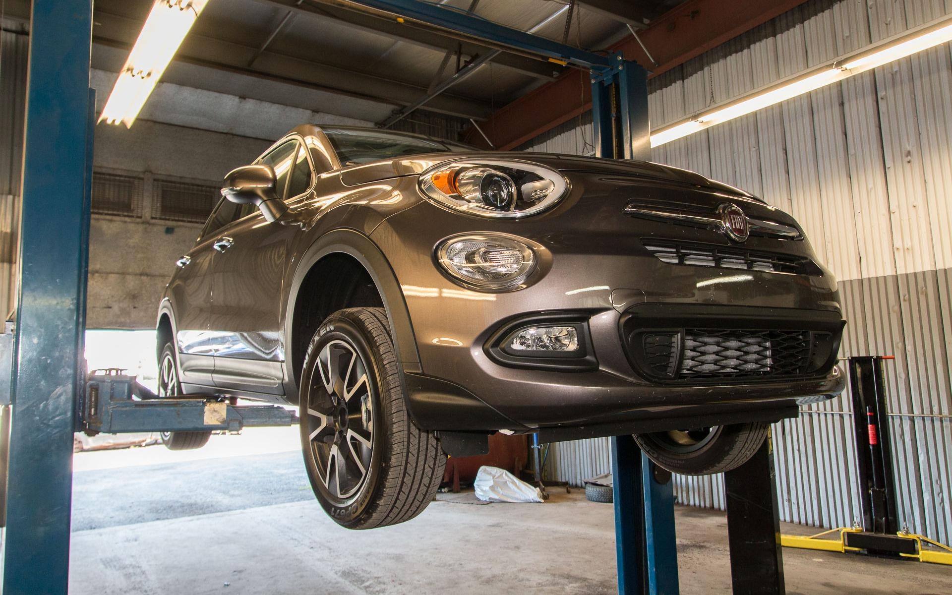 Fiat 500x au garage pas si mauvais guide auto for Garage fiat englos horaires