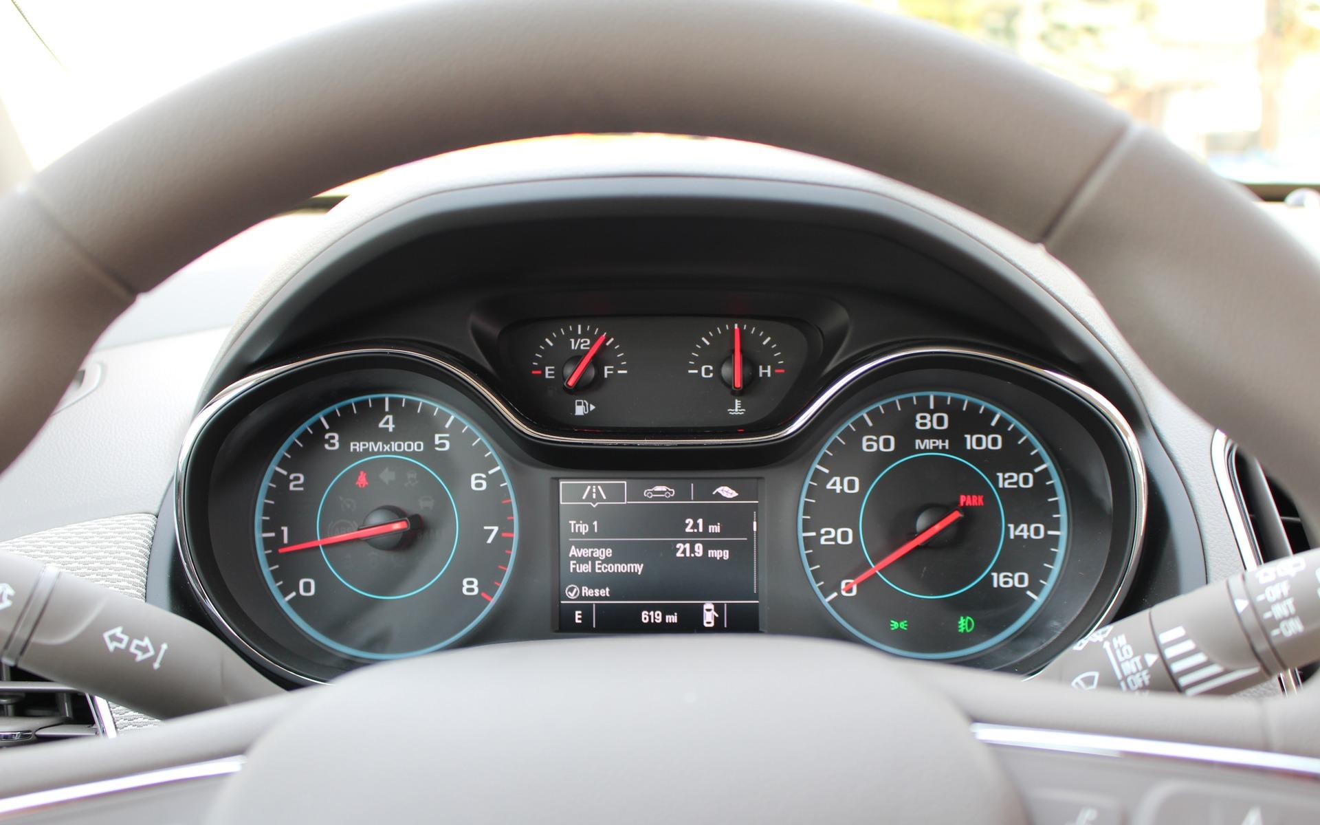 Chevrolet Cruze à hayon 2017