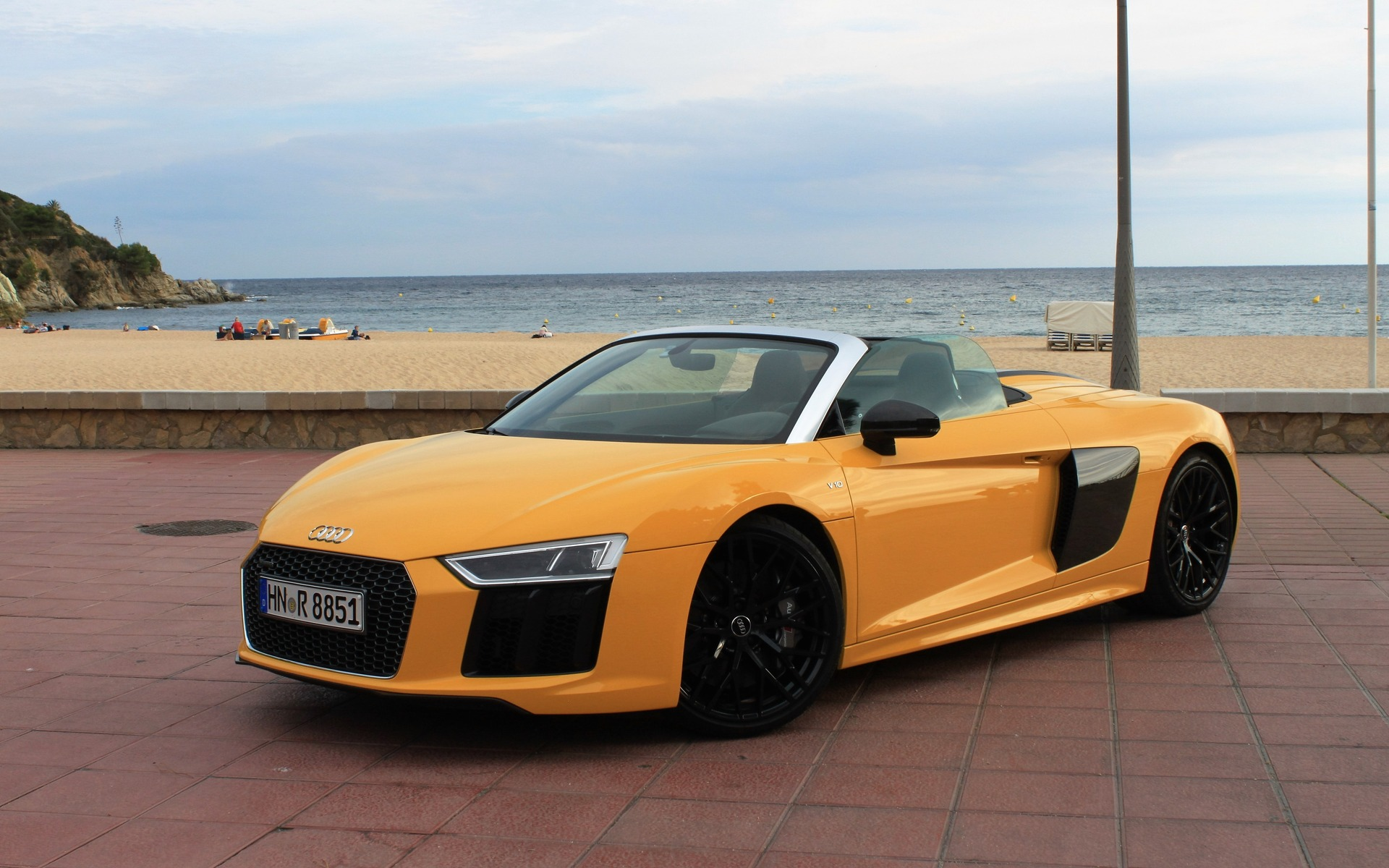 2017 Audi R8 Spyder Faster Lighter And More Dynamic The Car Guide