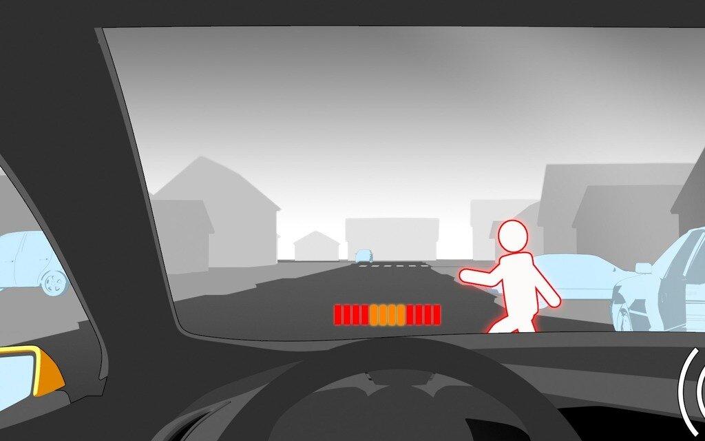 la voiture qui s immobilise face un obstacle une r alit de plus en plus r pandue guide auto. Black Bedroom Furniture Sets. Home Design Ideas