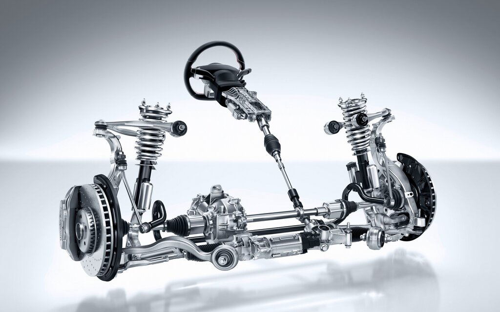 Pre Owned Tesla >> Power Steering: A Brief History - The Car Guide