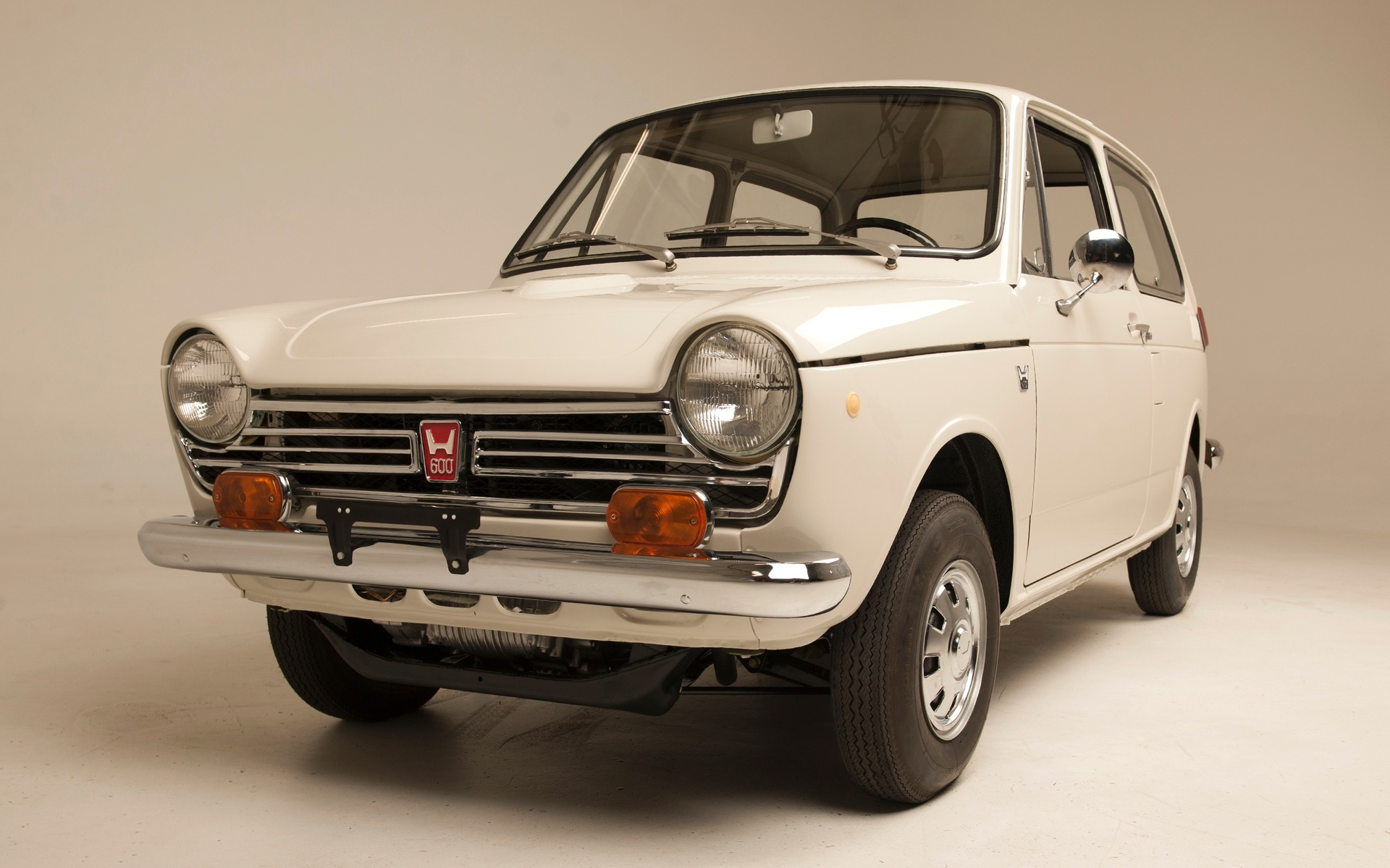 Honda\'s Fully Restored Serial One, First Automobile in America ...