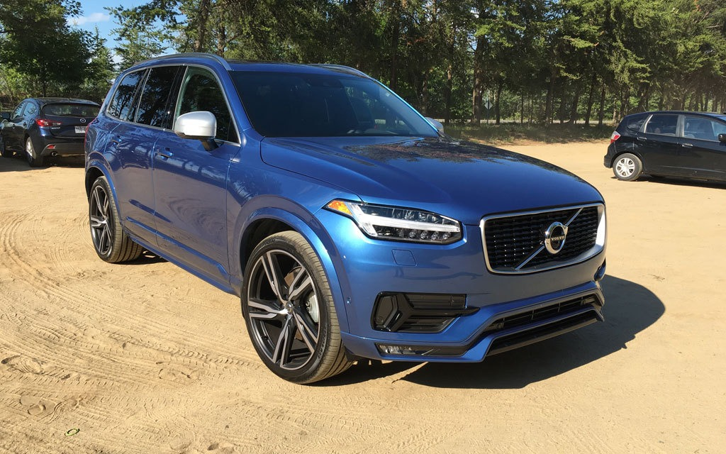 2016 volvo xc90 r design volvo is back the car guide. Black Bedroom Furniture Sets. Home Design Ideas