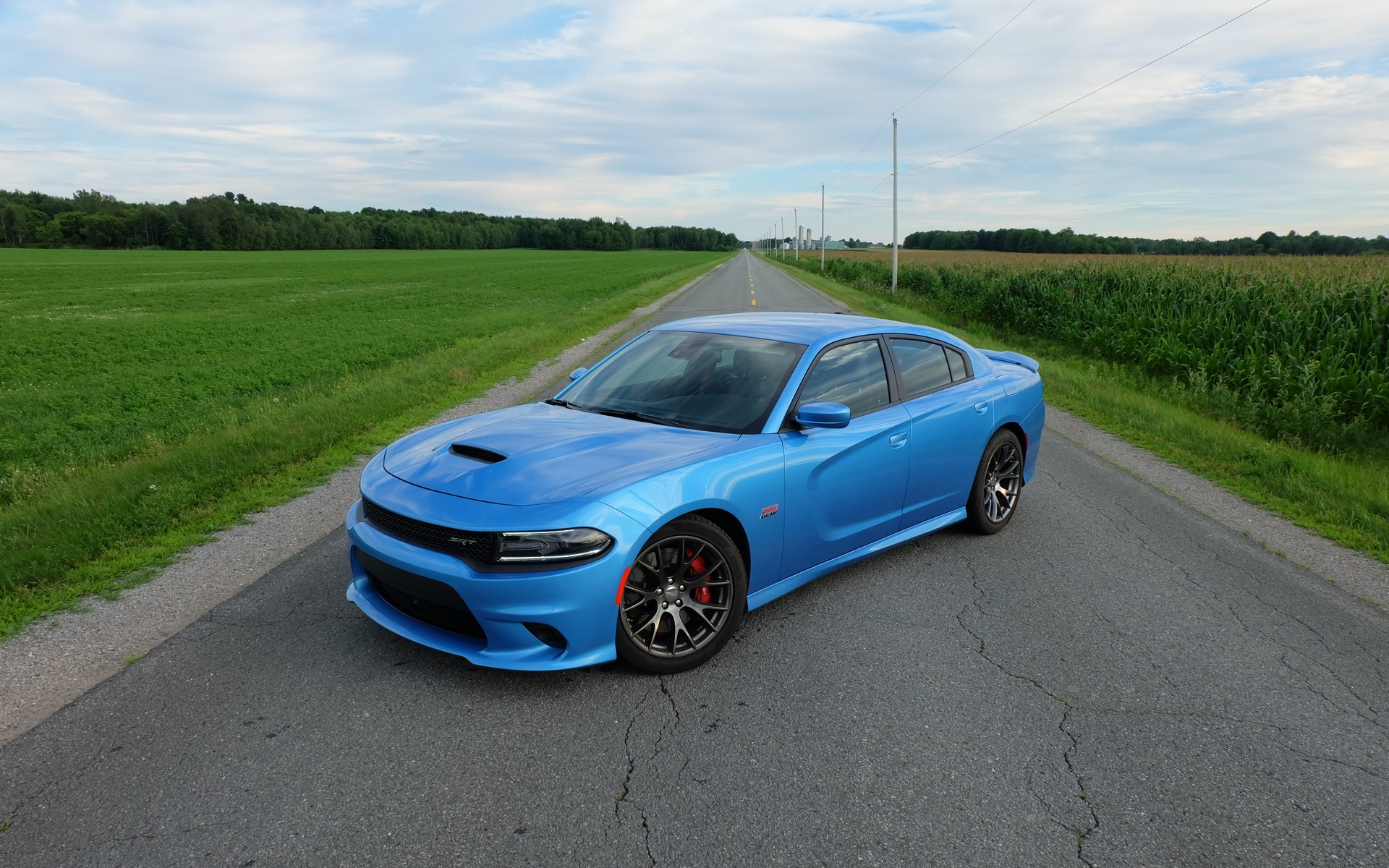 dodge charger srt 392 2016 appr t la sauce 1970 guide auto. Black Bedroom Furniture Sets. Home Design Ideas