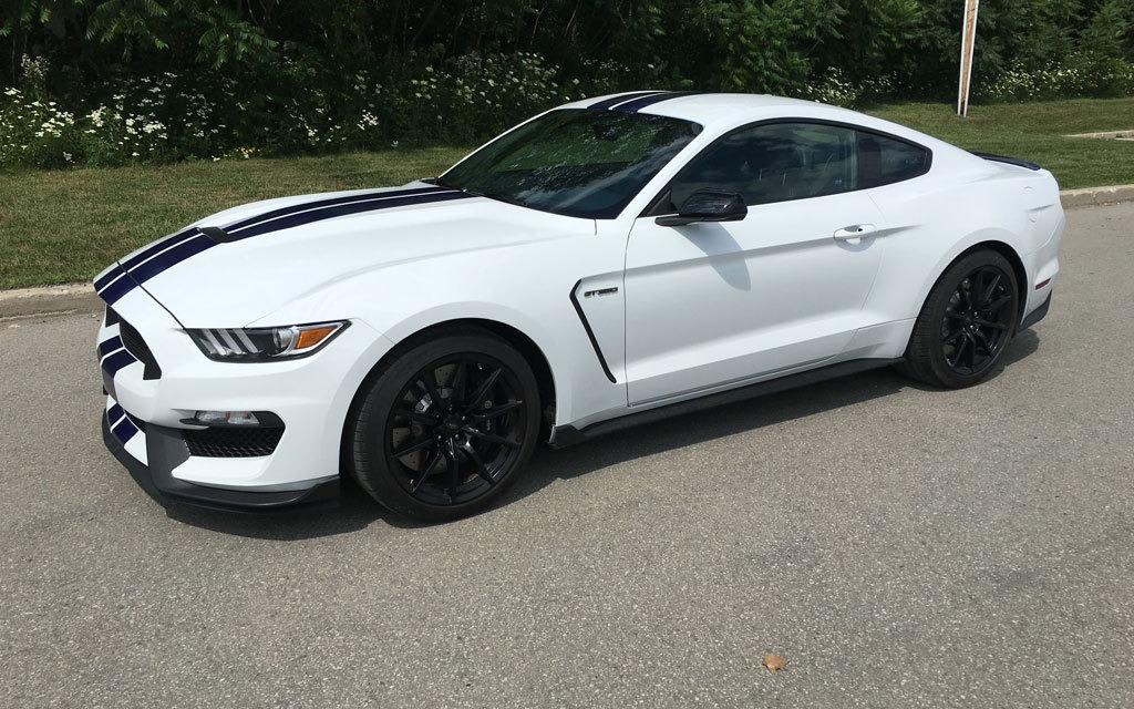 2016 Ford Mustang Shelby Gt350 Instant Collector Car 1 30