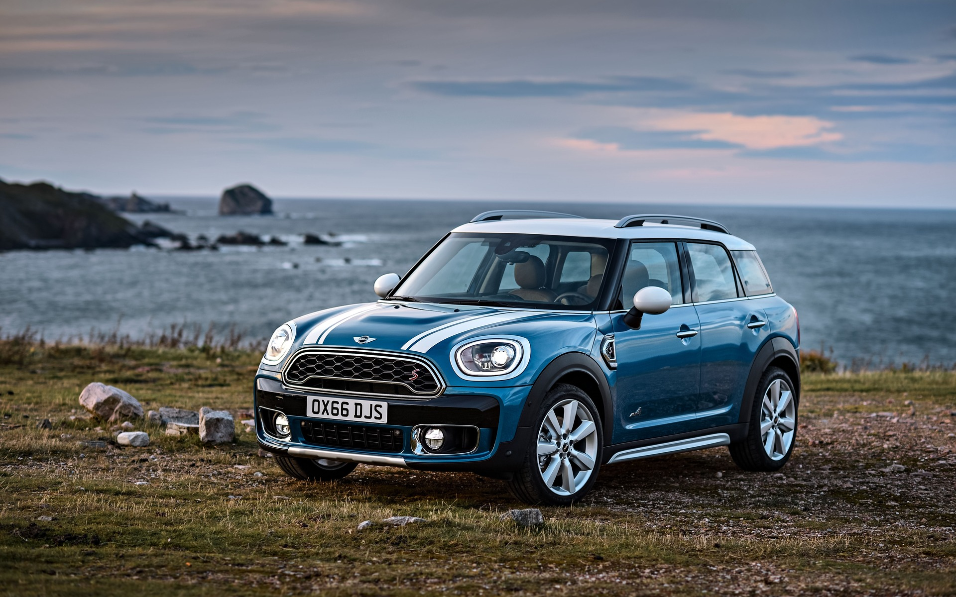Here Is The 2017 Mini Countryman The Car Guide