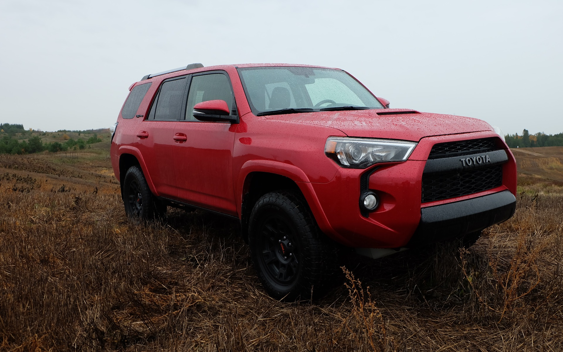 2017 Toyota 4runner Trd Pro New Family Member Ready To