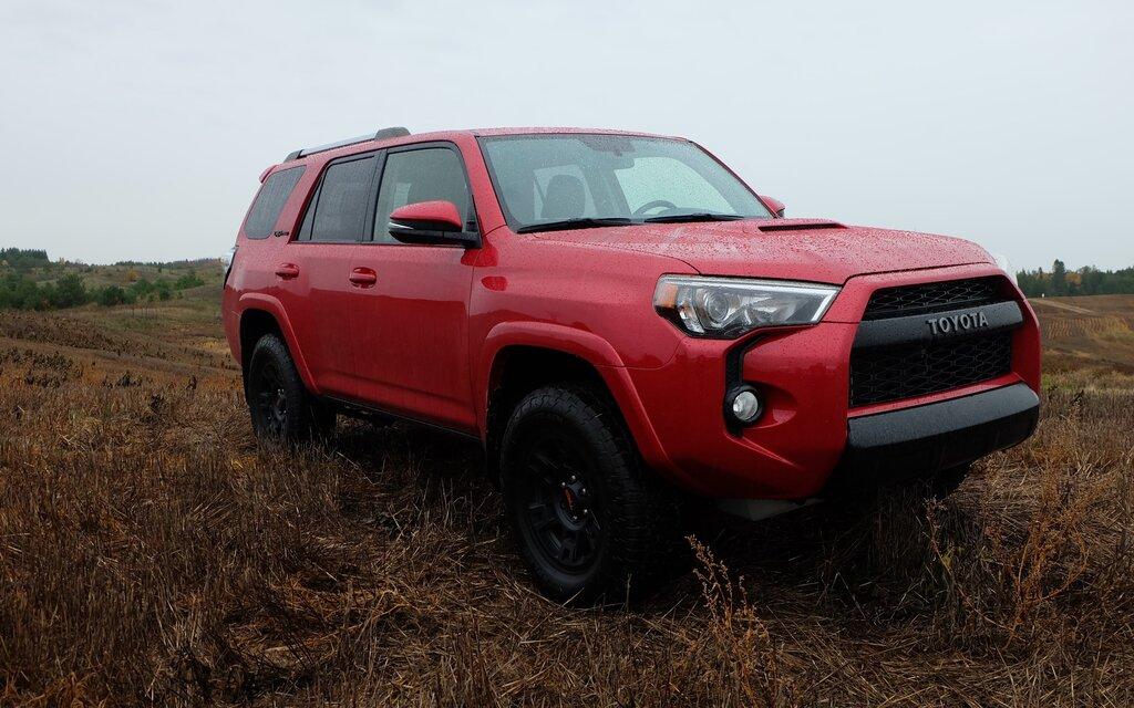 2017 Toyota 4Runner TRD Pro: New Family Member, Ready to ...