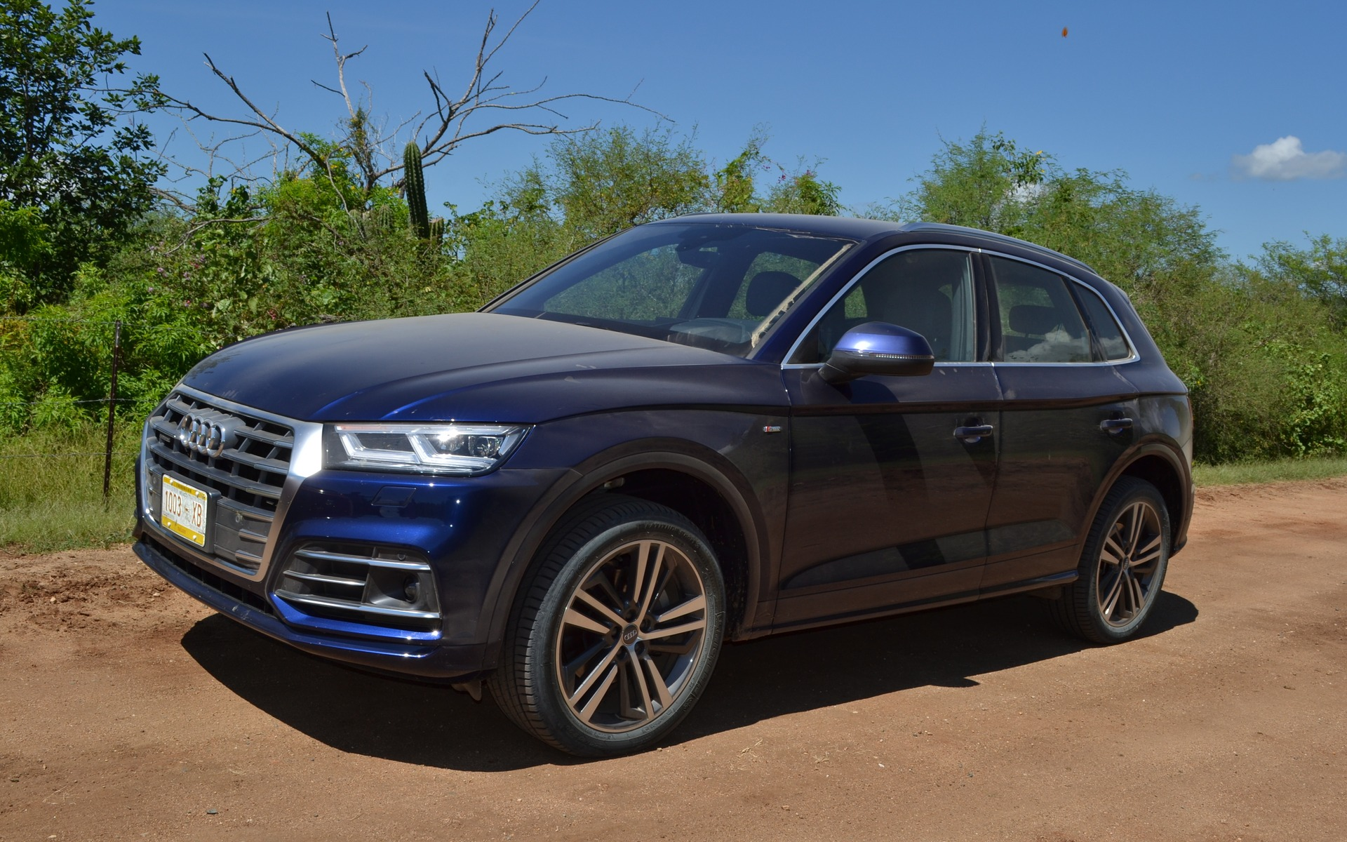 2018 Audi Q5 Driven And Tested 7 29
