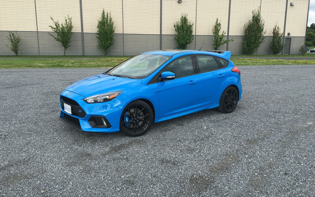 2016 ford focus rs: it's good to feel young again - the car guide