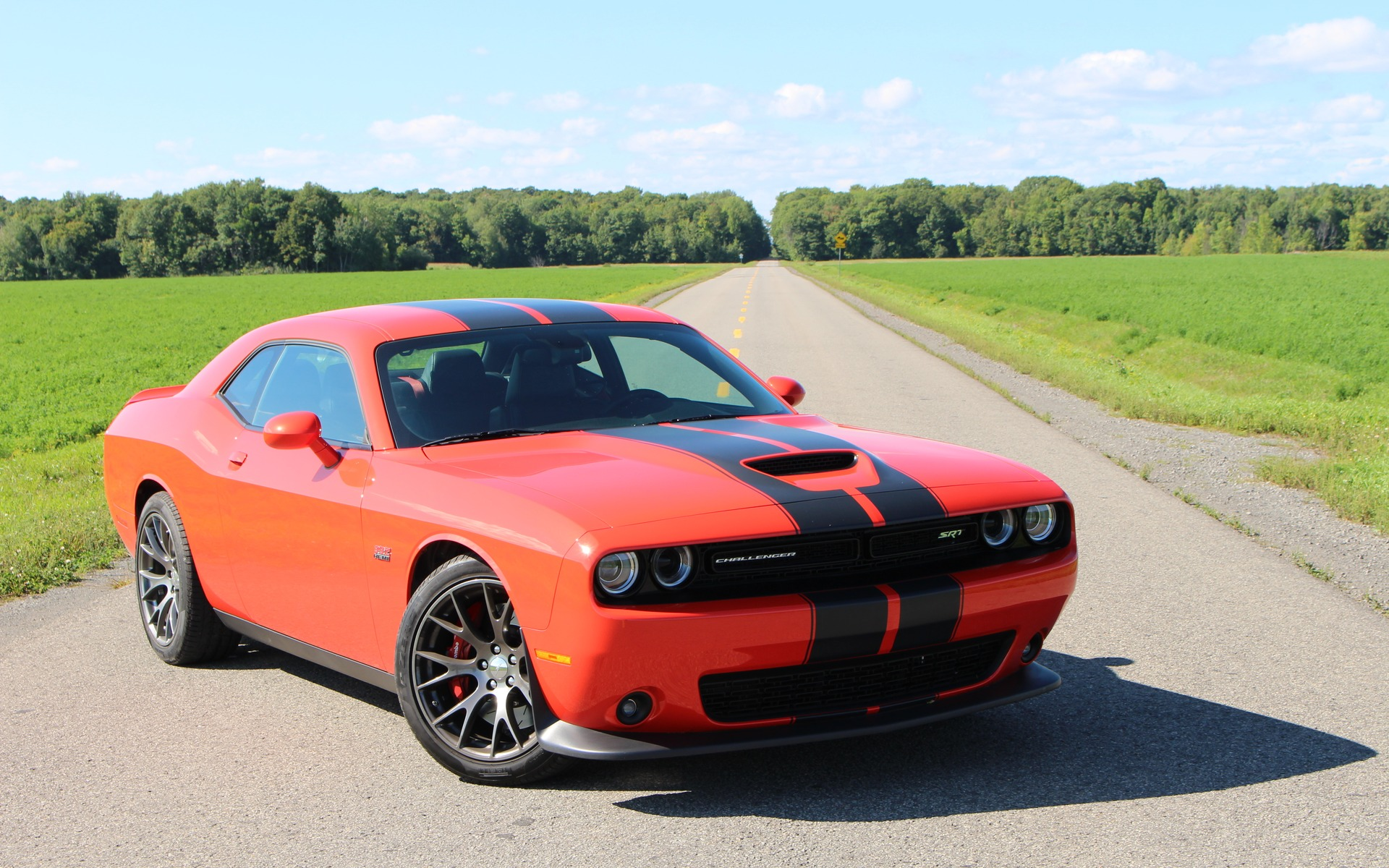 2016 Dodge Challenger Srt 392 Fountain Of Youth The Car