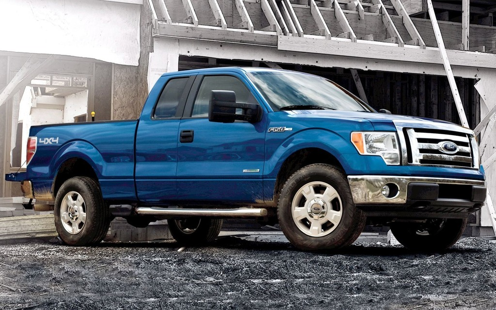 Recall on the 2012-2013 Ford F-150