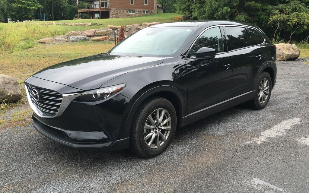 2016 mazda cx 9 a contender once again the car guide. Black Bedroom Furniture Sets. Home Design Ideas