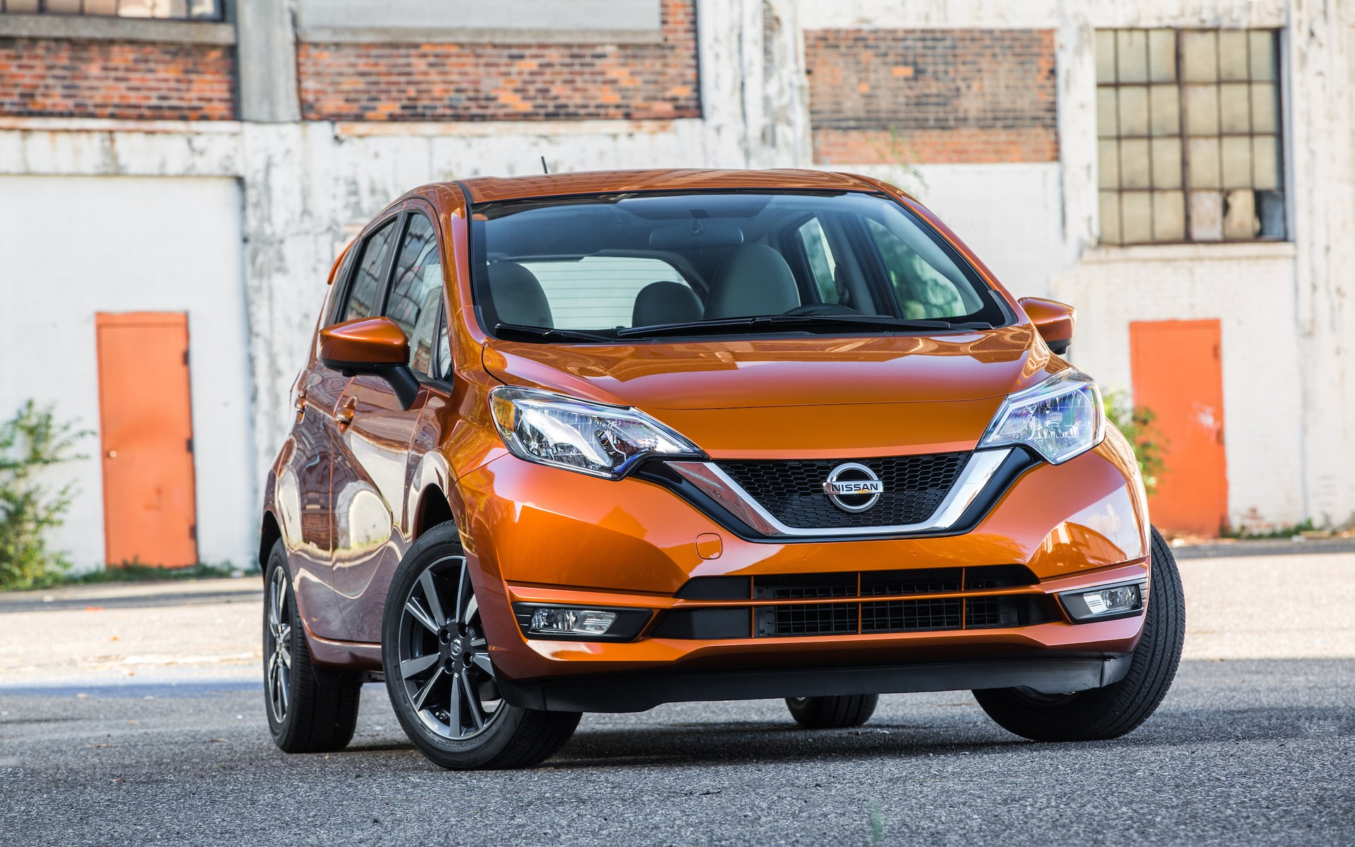 Nissan Versa Note 2017 - Un restylage présenté à Los Angeles.