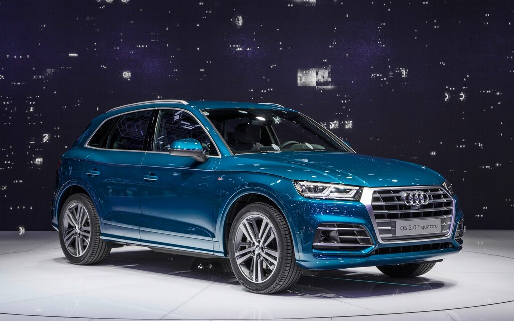audi q5 2018 premi re nord am ricaine los angeles. Black Bedroom Furniture Sets. Home Design Ideas
