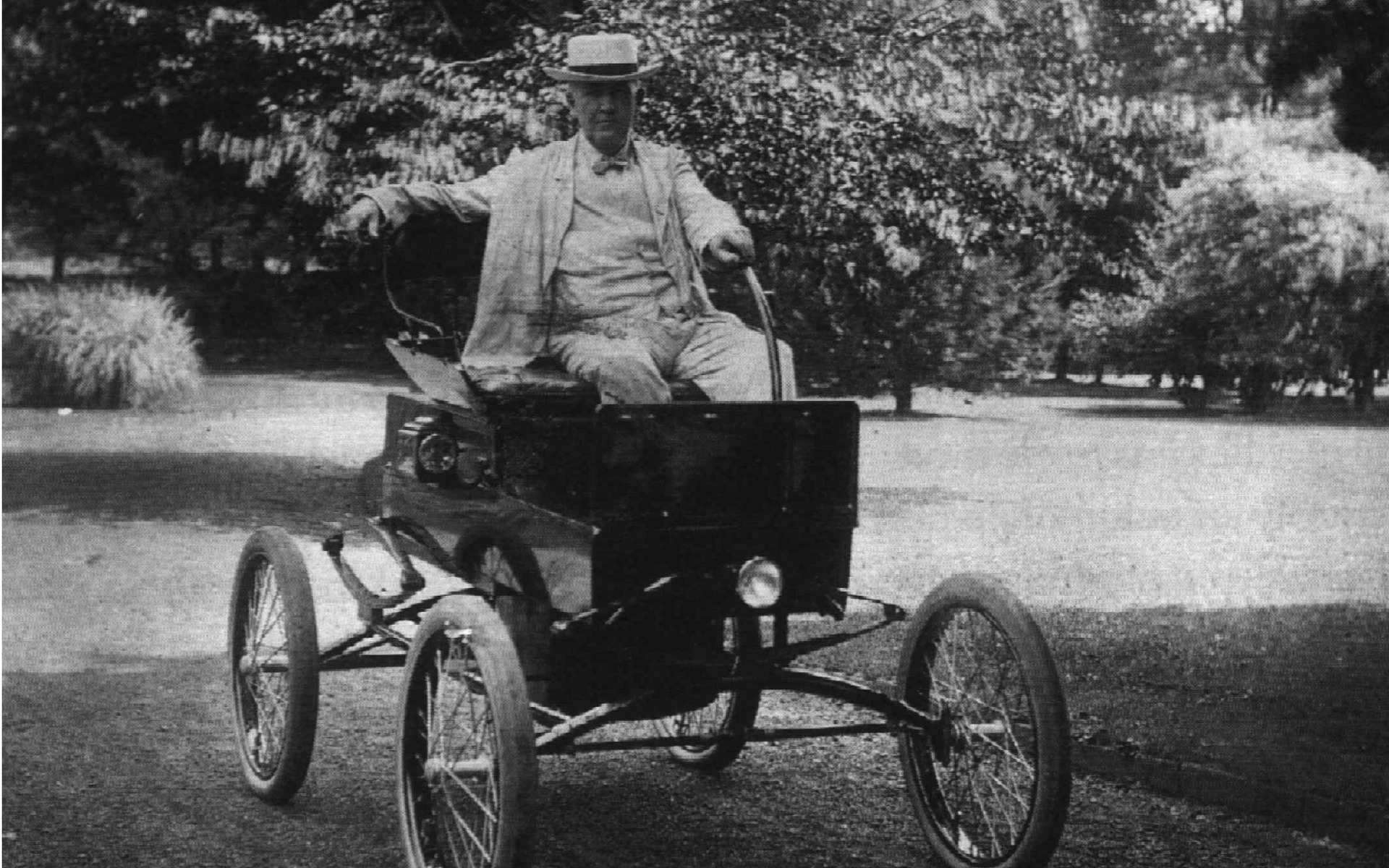 The Electric Car: Not a Recent Invention - The Car Guide