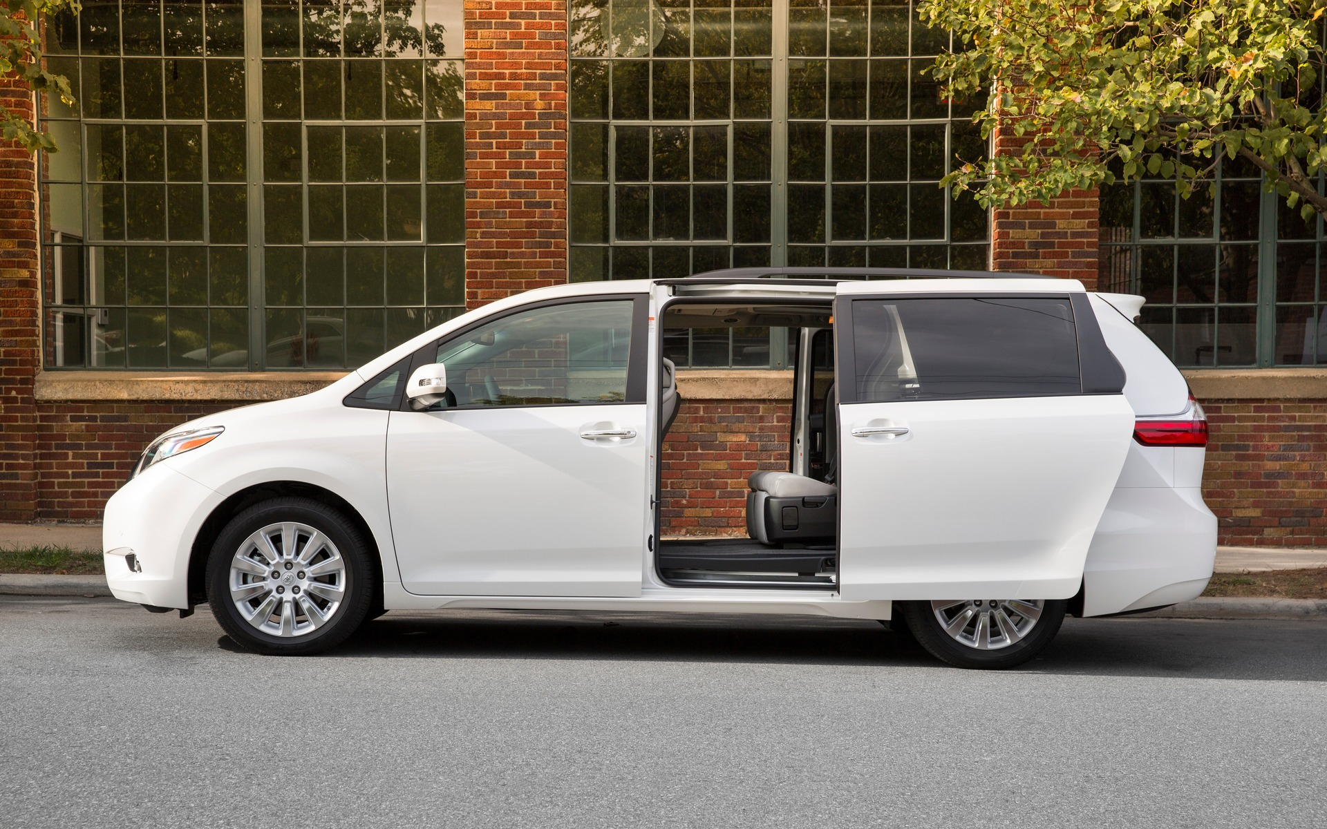 A Recall For The Toyota Sienna And Its Power Sliding Doors