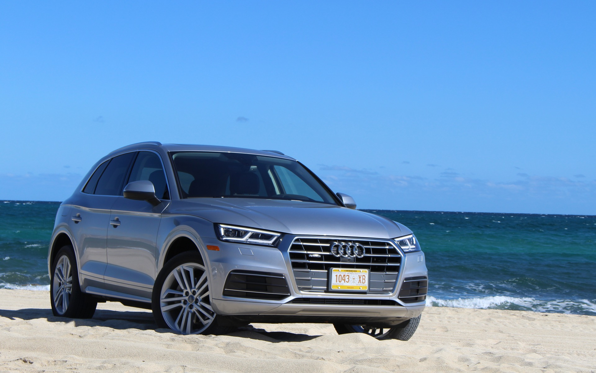 Audi Q3 Reviews Research New amp Used Models  Motor Trend