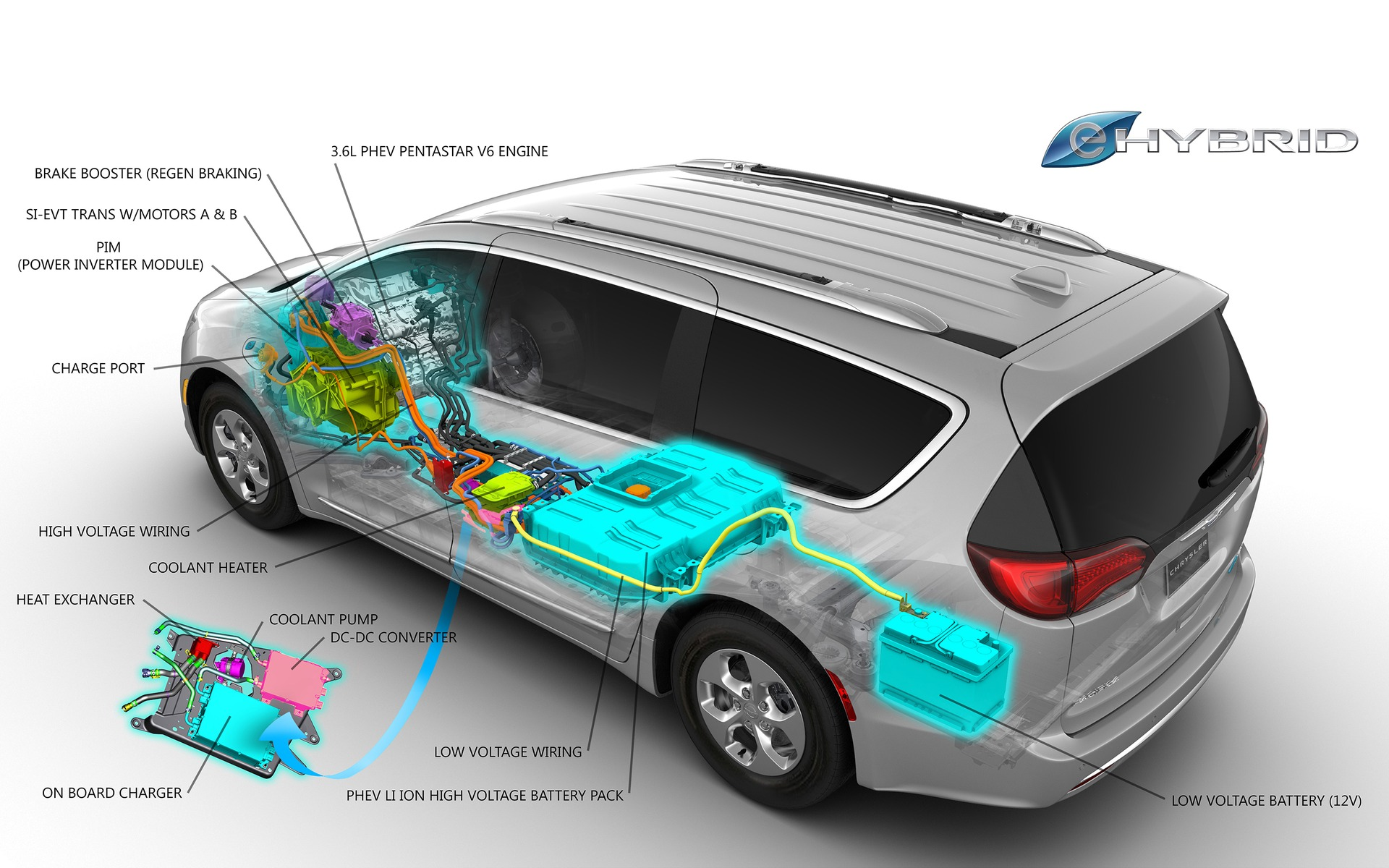 Hybrid  >> The 2017 Chrysler Pacifica Hybrid Qualifies For Maximum Green