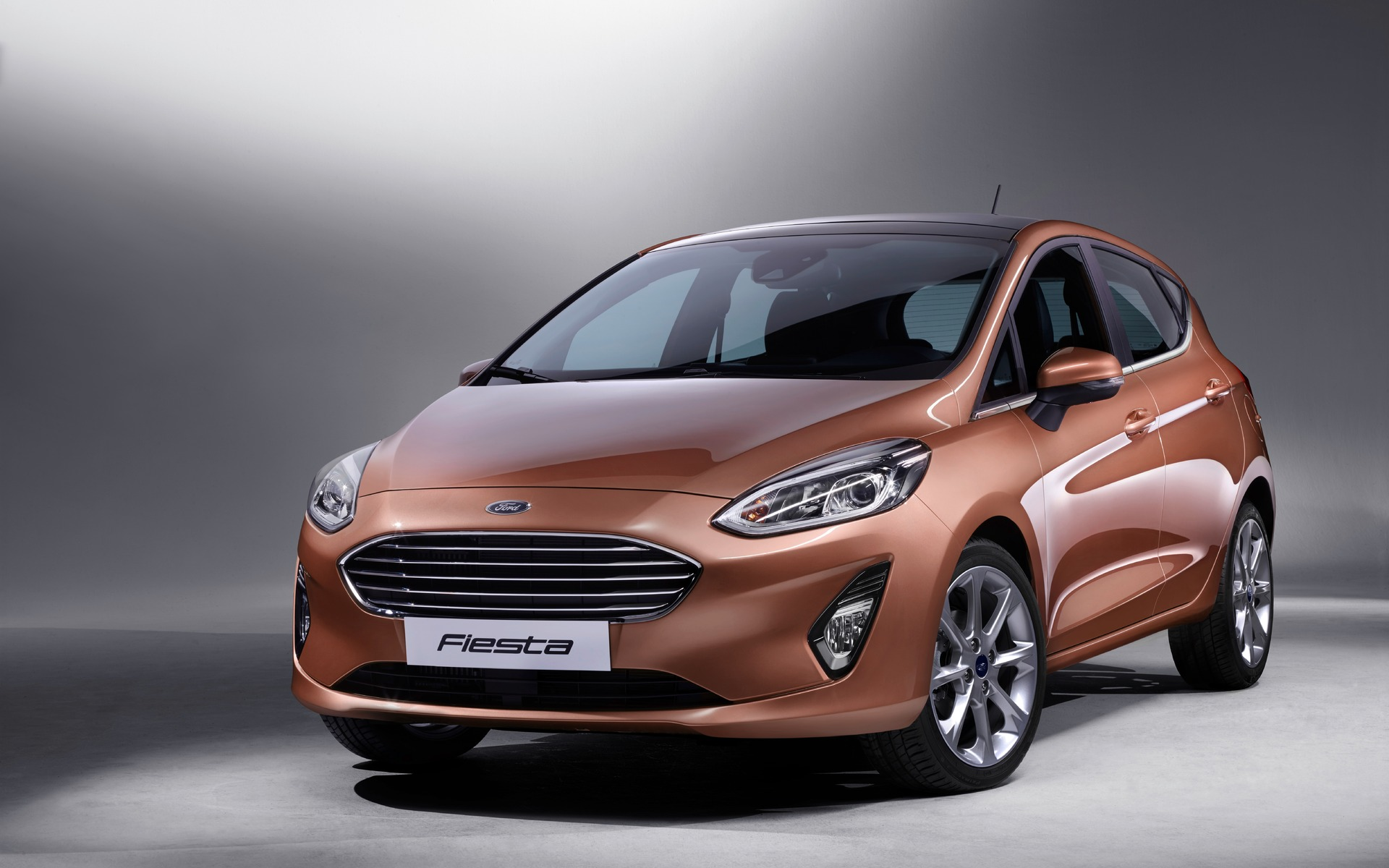 La Ford Fiesta 2018 Dévoilée En Allemagne 34