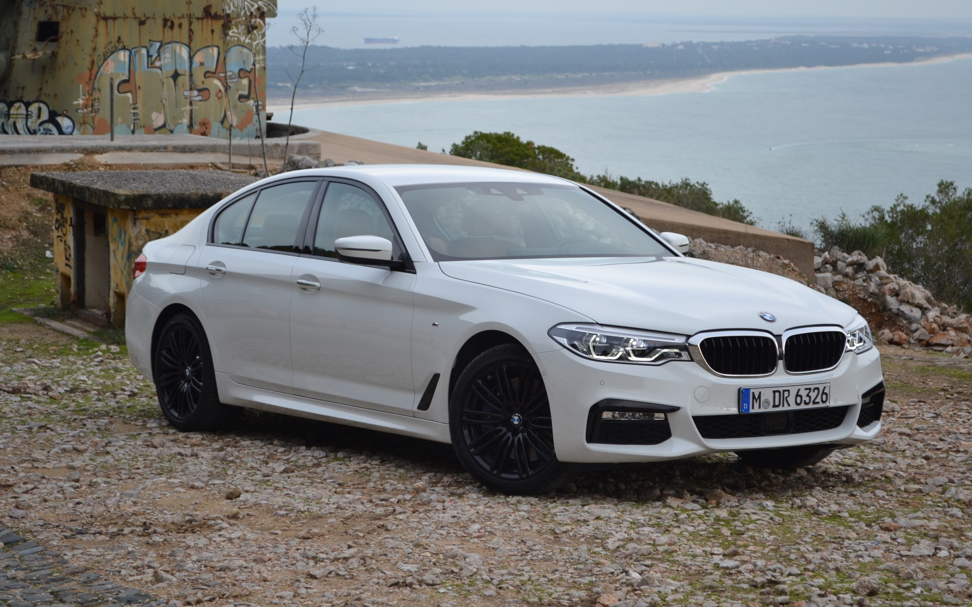 The new 2017 BMW 5 Series