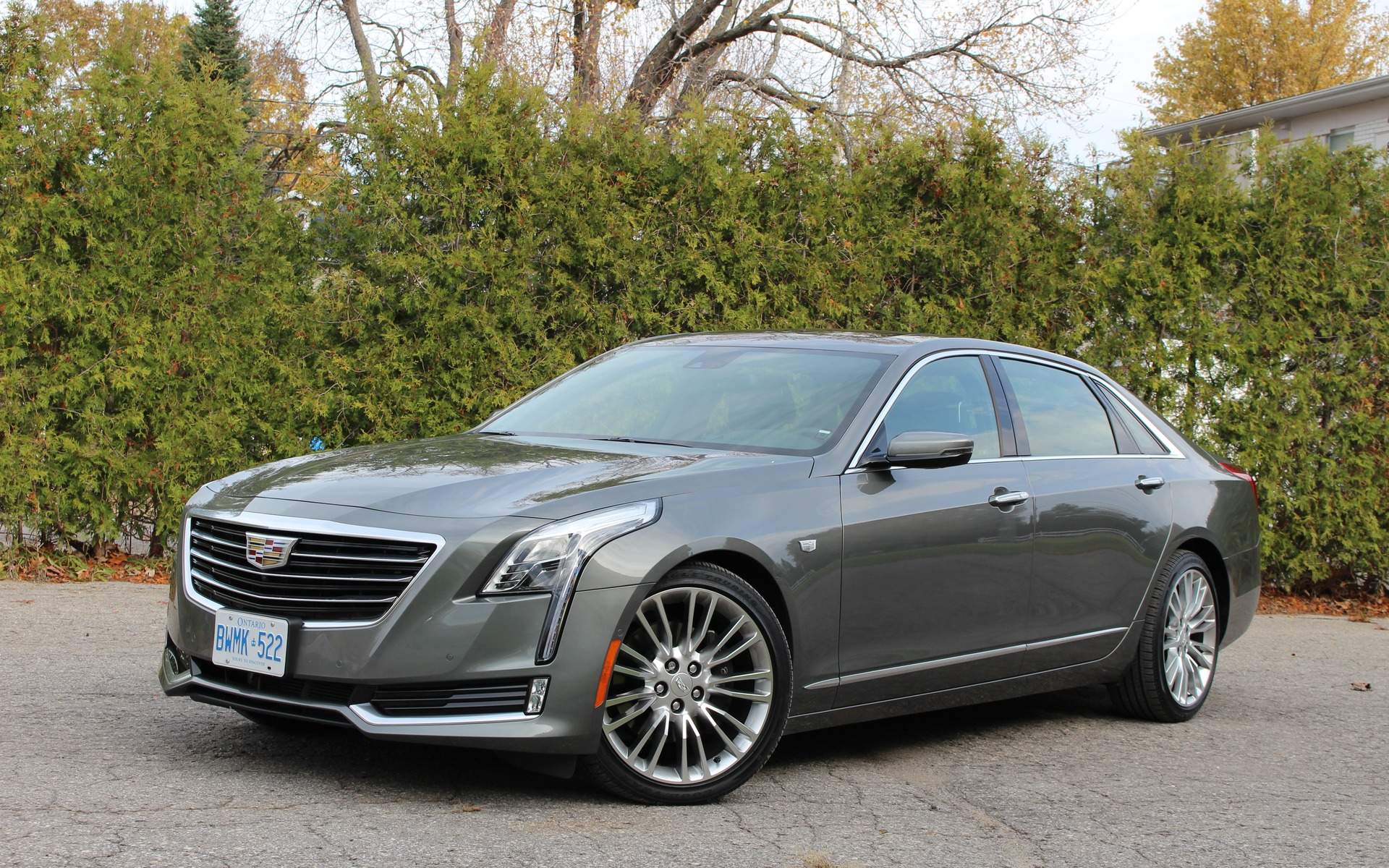 2016 Cadillac CT6 Family Feud The Car Guide