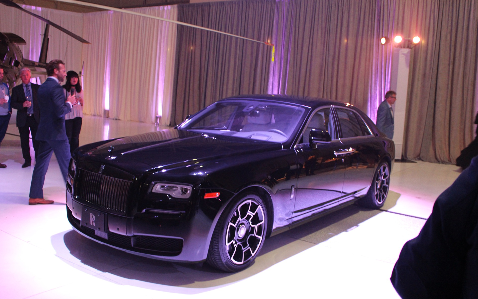 2017 Rolls-Royce Ghost Black Badge
