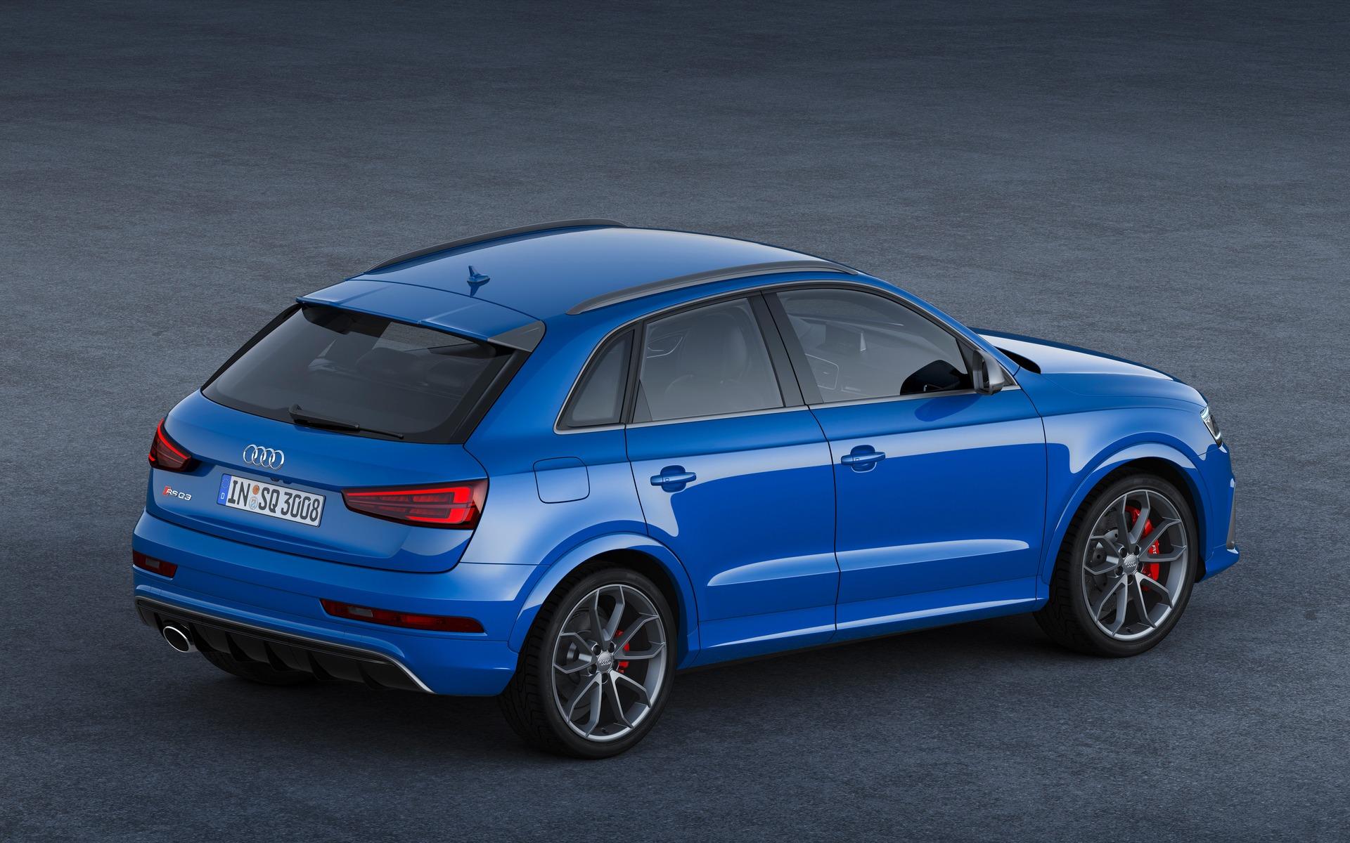 Used Audi Q7 >> Audi Forbidden Fruit: Q2, RS Q3 and Q7 e-tron TDI - 23/51