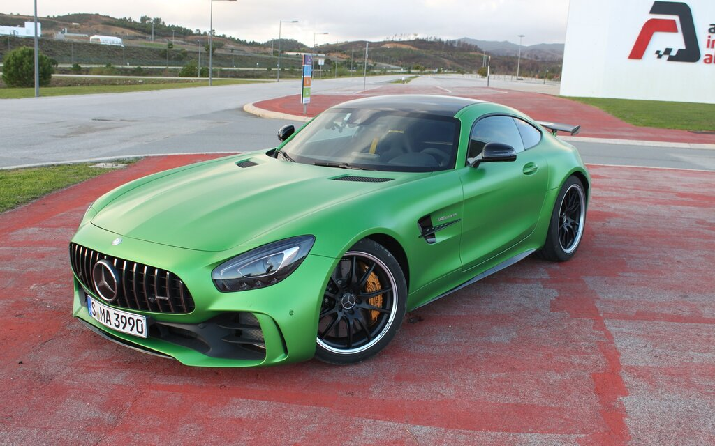 Bien connu 2018 Mercedes-AMG GT R: Green Car of the Year? - The Car Guide DC06