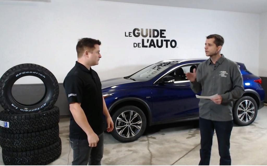 Le Guide de l'auto - Dans le garage