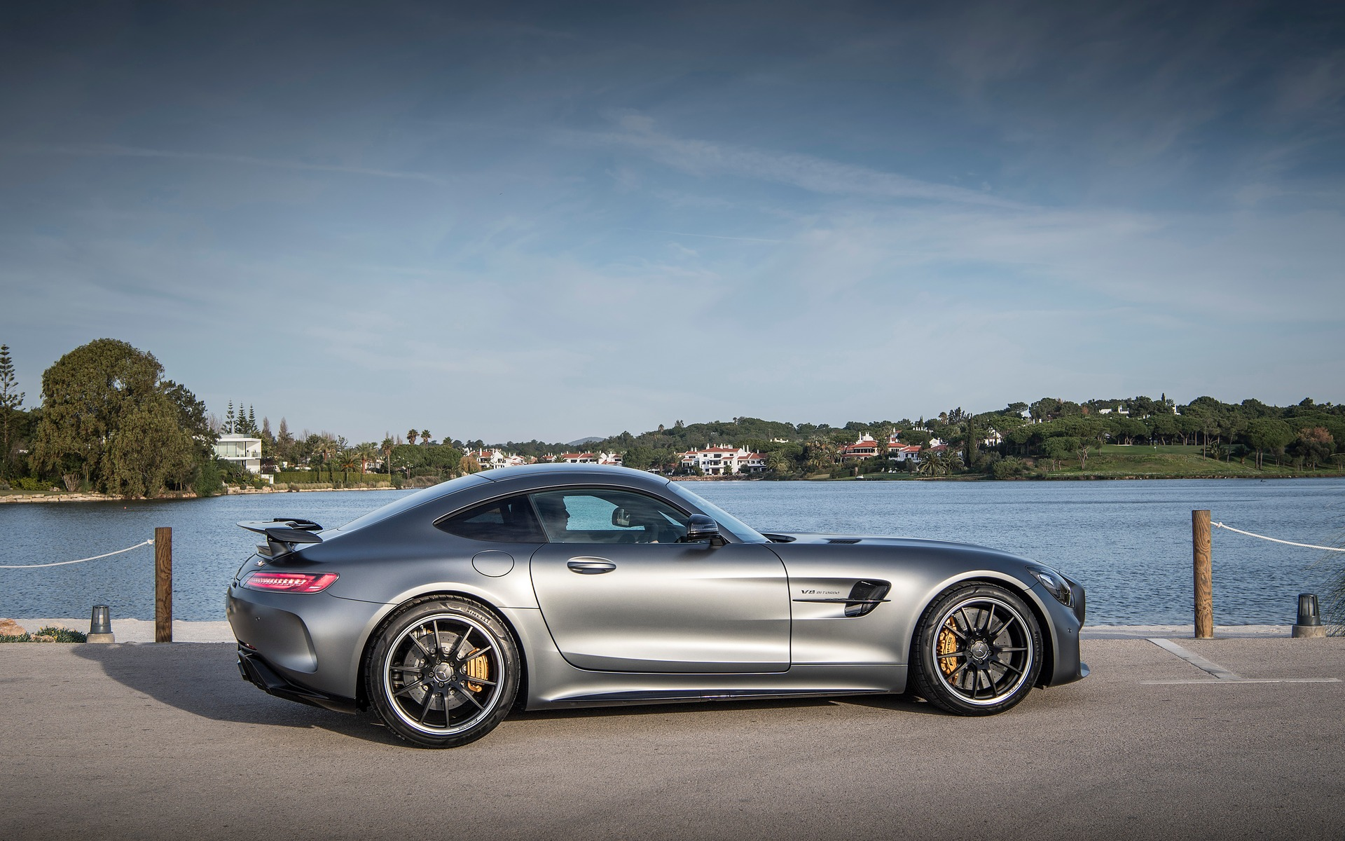The Exotic 2018 Mercedes Amg Gt R 70 80