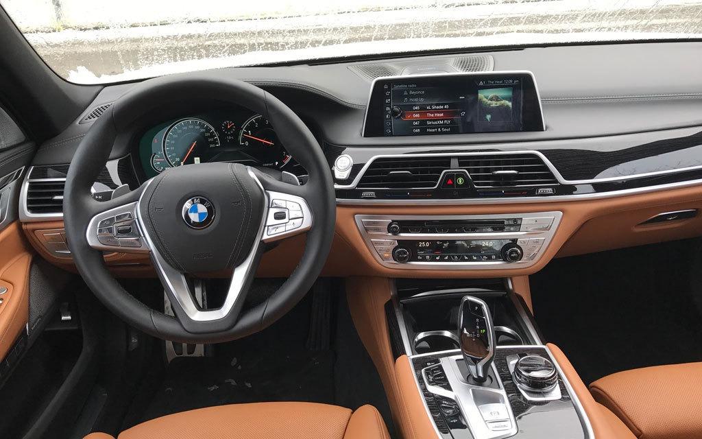 2017 BMW 750Li xDrive: The Lap of Luxury Knows no Bounds ...