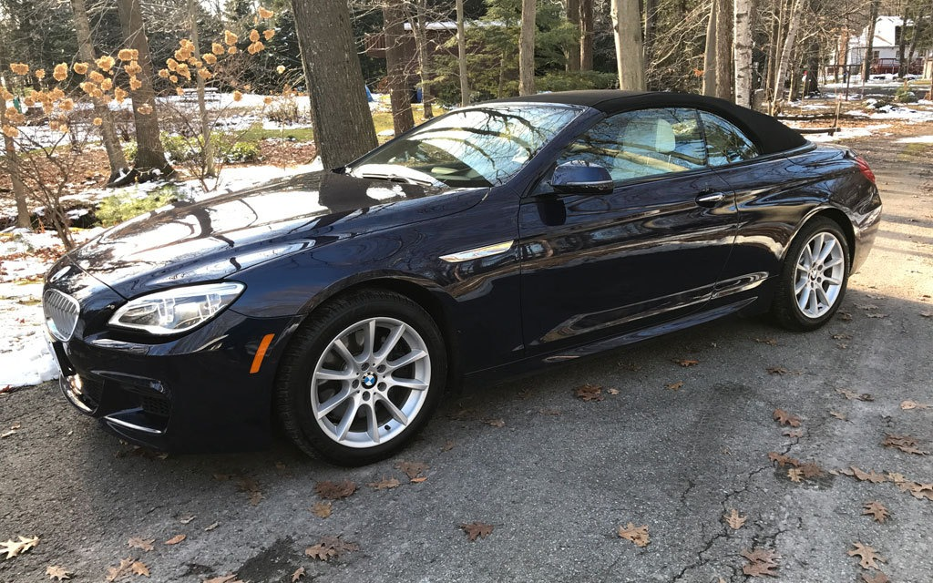 2017 Bmw 650i Xdrive Cabriolet Top Down Opulence 2 16