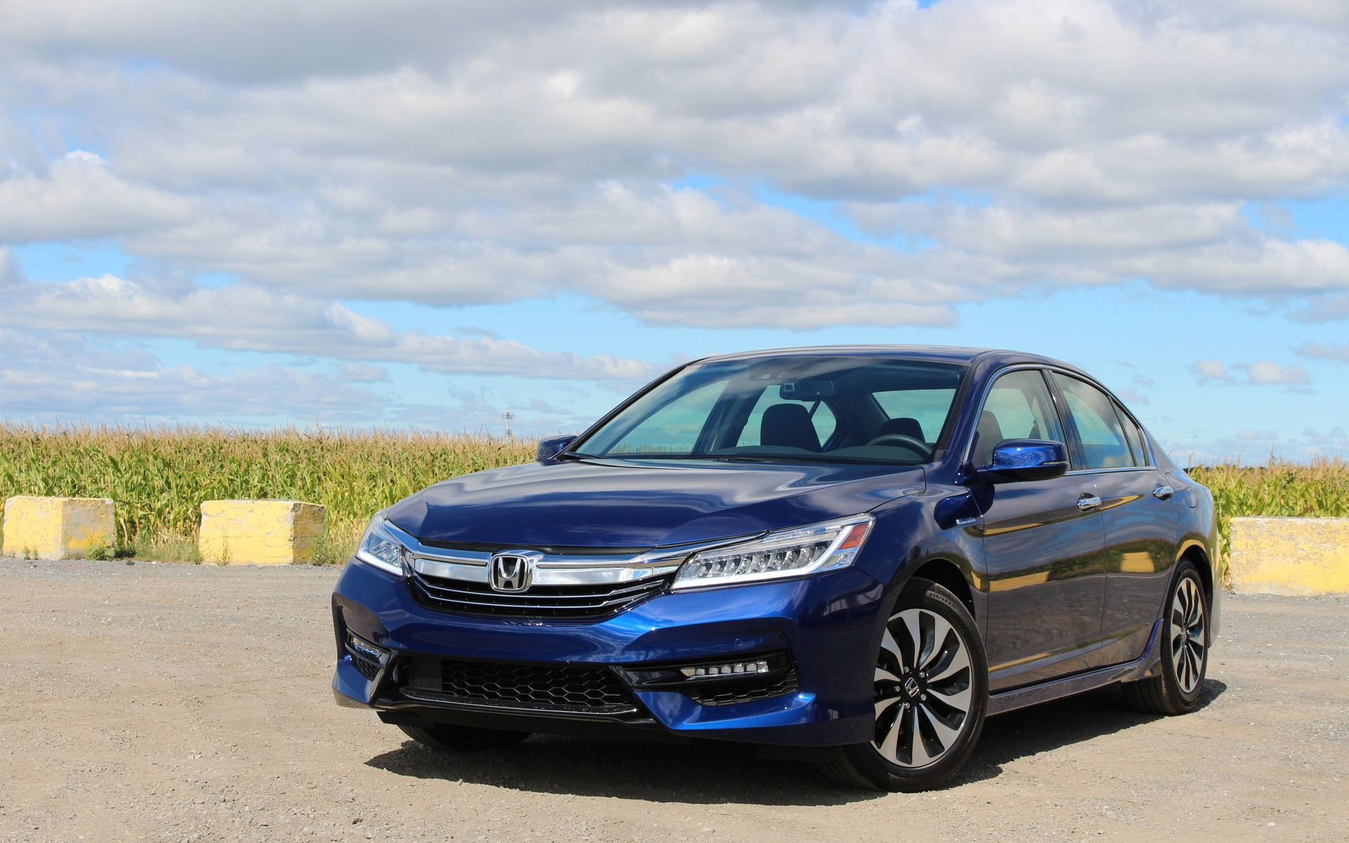Honda Accord: When Can a Larger Child Sit in Front