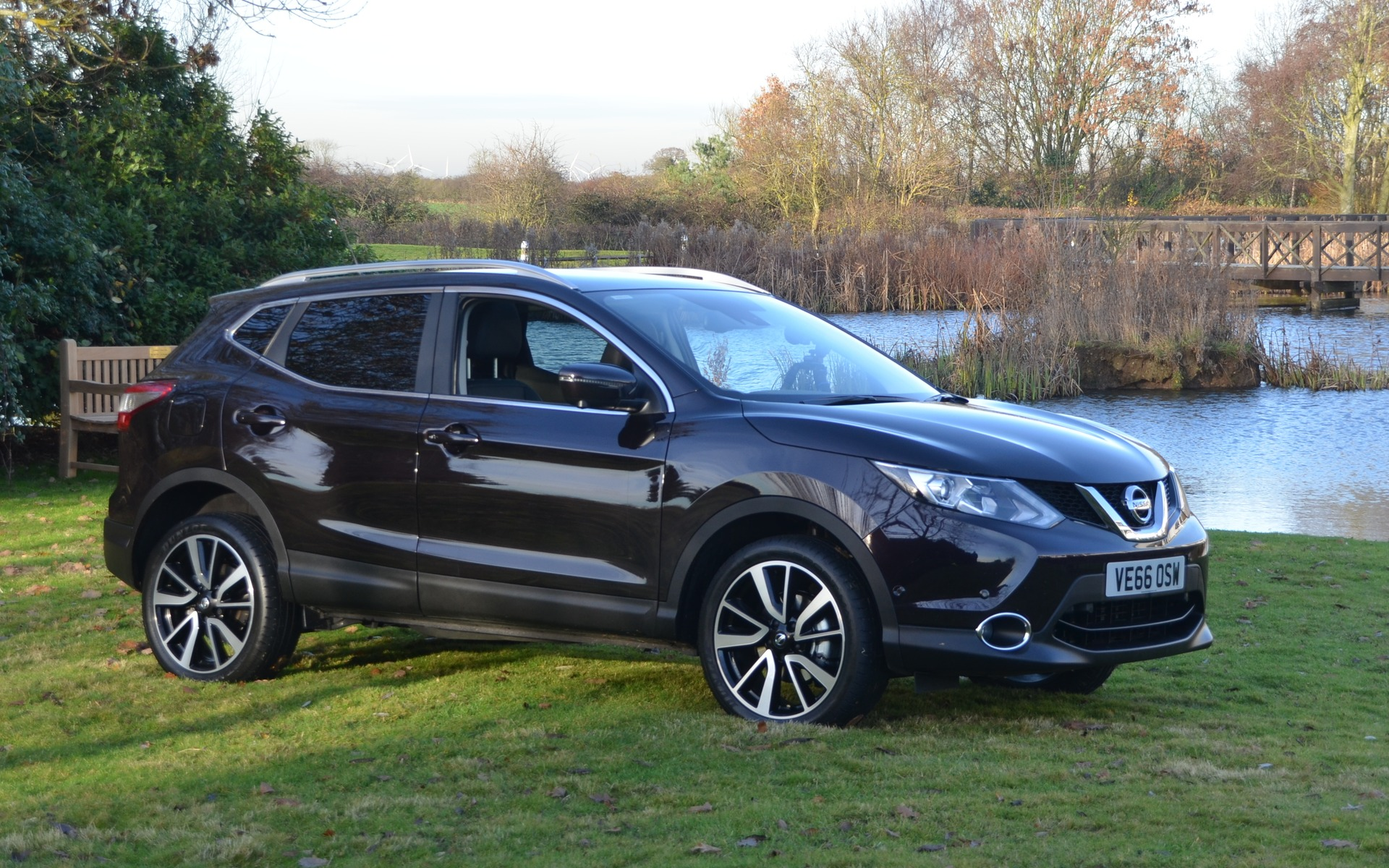 Nissan Qashqai Canada Review >> Exclusive We Drove The Nissan Qashqai The Car Guide