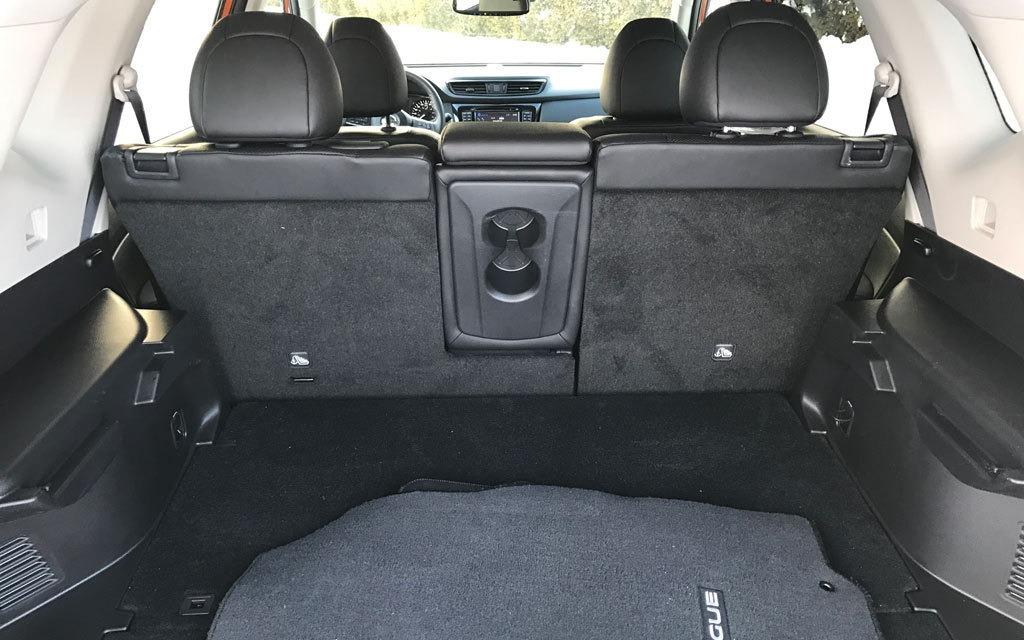 2017 Nissan Rogue: Minor Tweaks, Big Improvement - 12/20