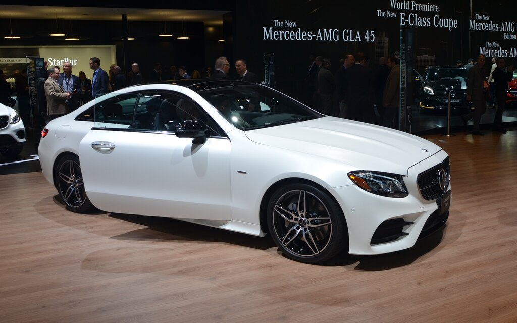 2018 Mercedes Benz E Class Coupe Revealed The Car Guide