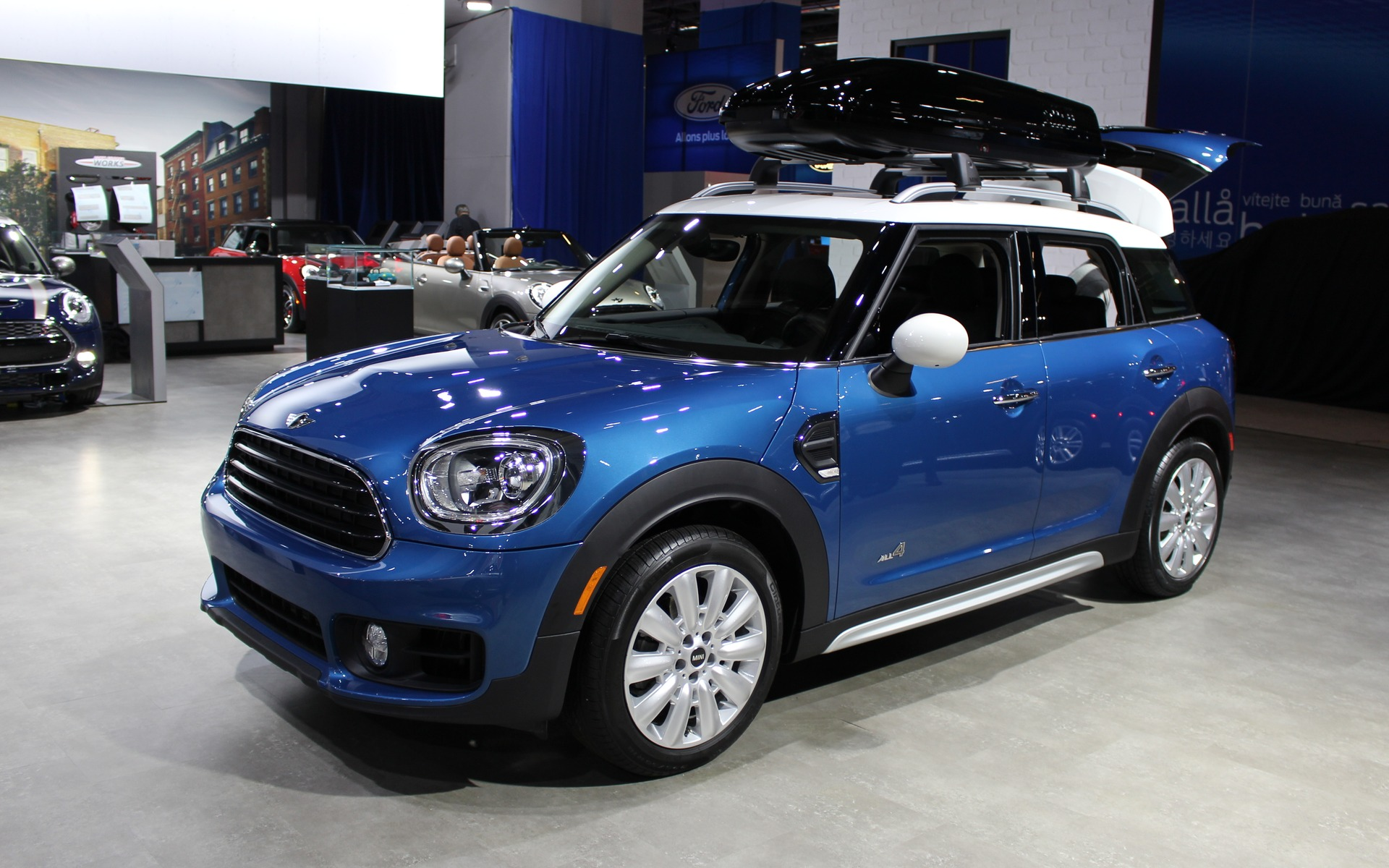 New Models To See At The 2017 Montreal Auto Show 5270