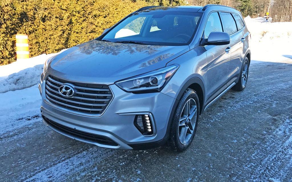 2017 Hyundai Santa Fe Xl Functional Family Friendly Fun The Car Guide
