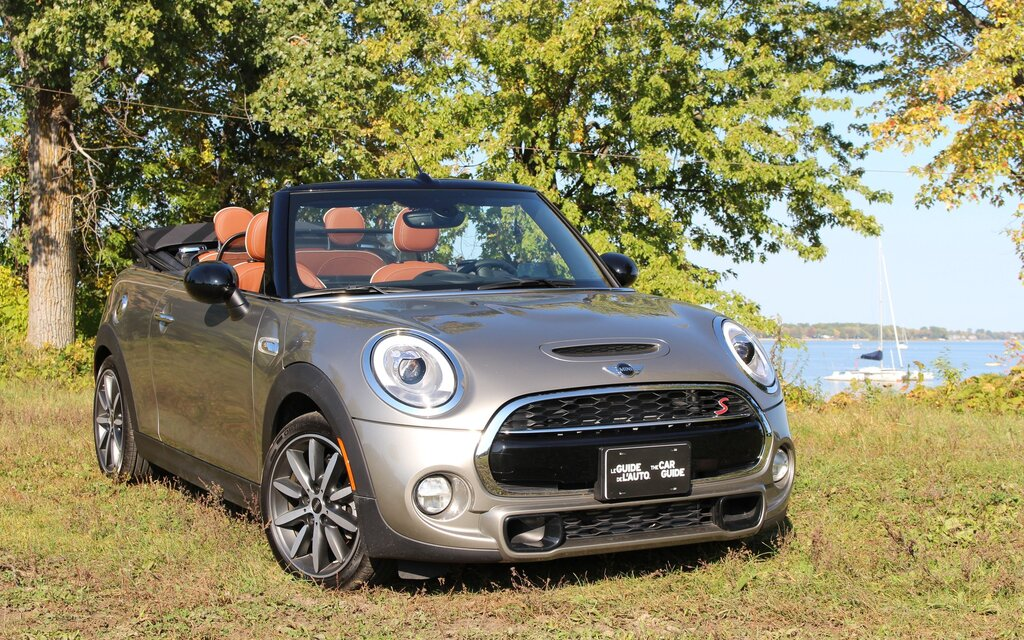2016 Mini Cooper S Convertible Another Reason To Hate Winter The