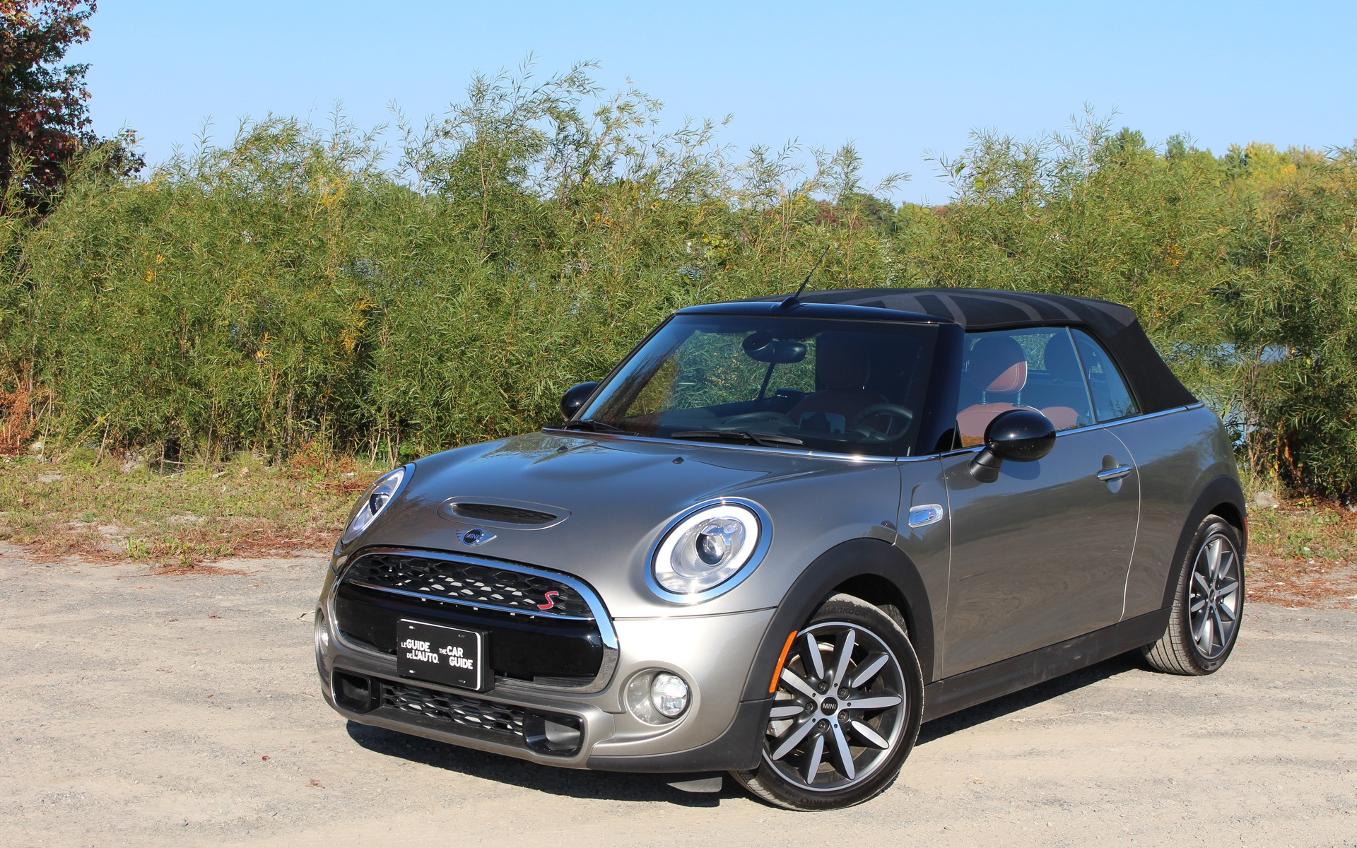 2016 Mini Cooper S Convertible Another Reason To Hate Winter 2425