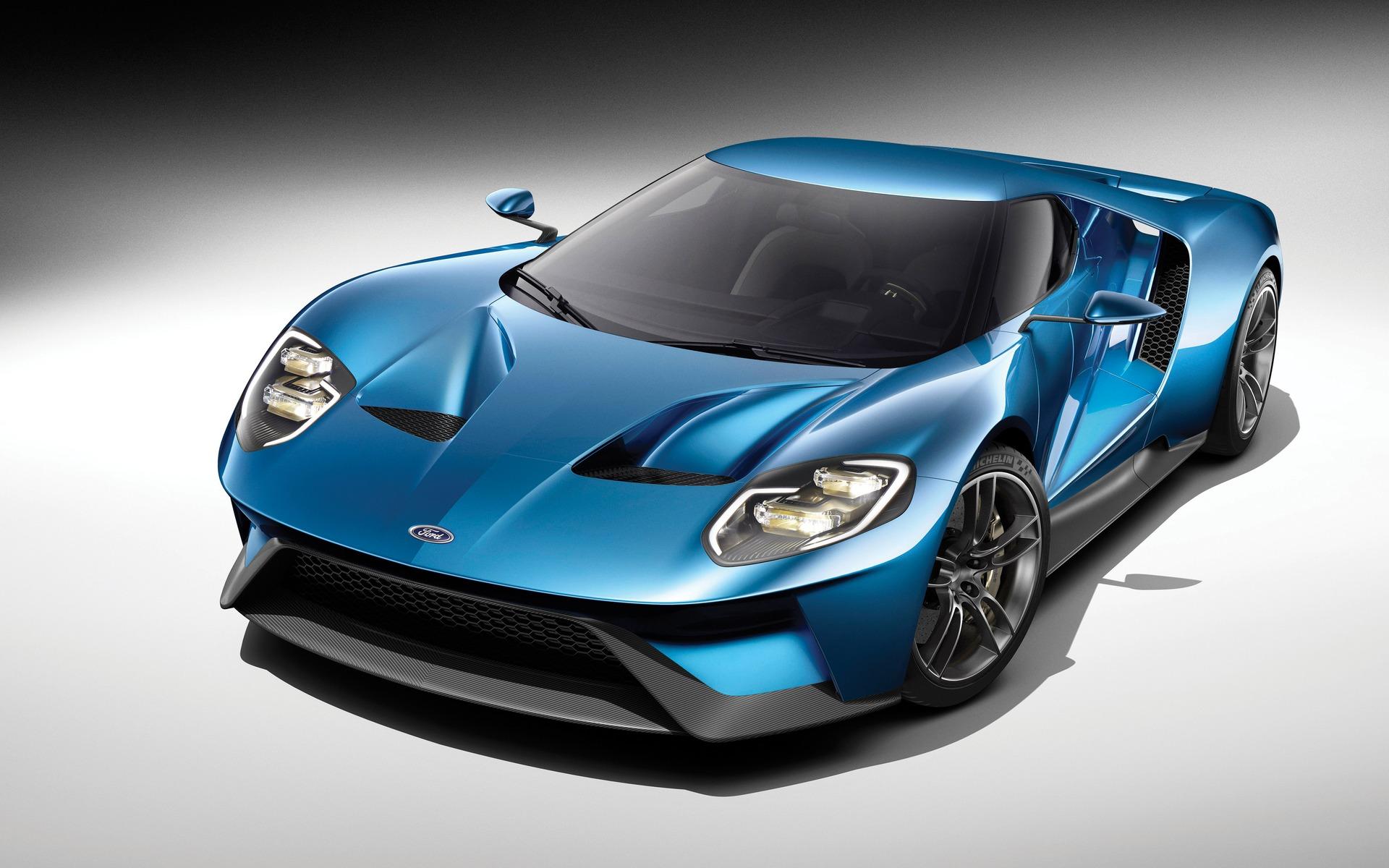 News  C B  Ford Gt Their Fastest Car Ever