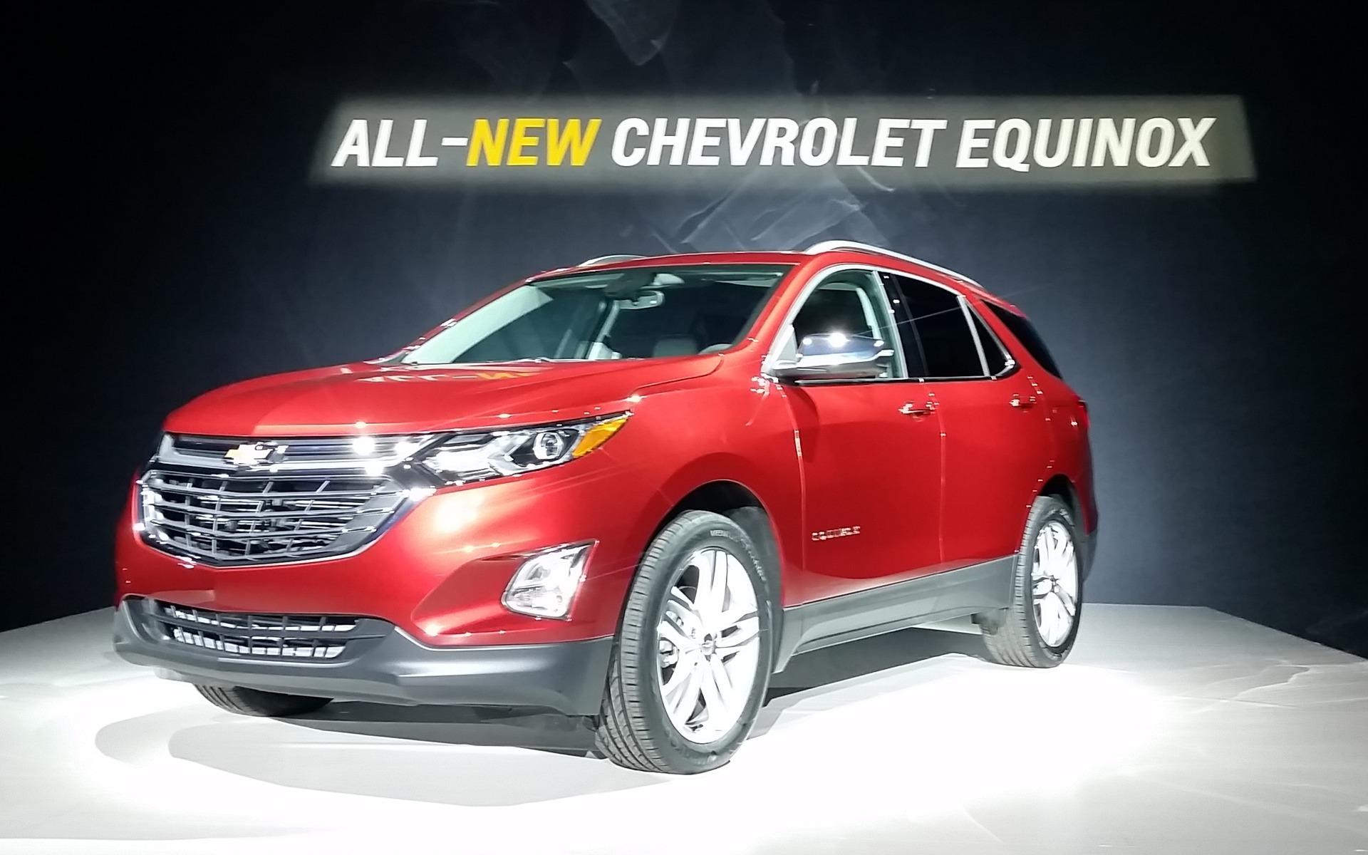 <p>Chevrolet Equinox 2018</p>