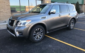 2017 Nissan Armada: An (Almost) Modern SUV - The Car Guide