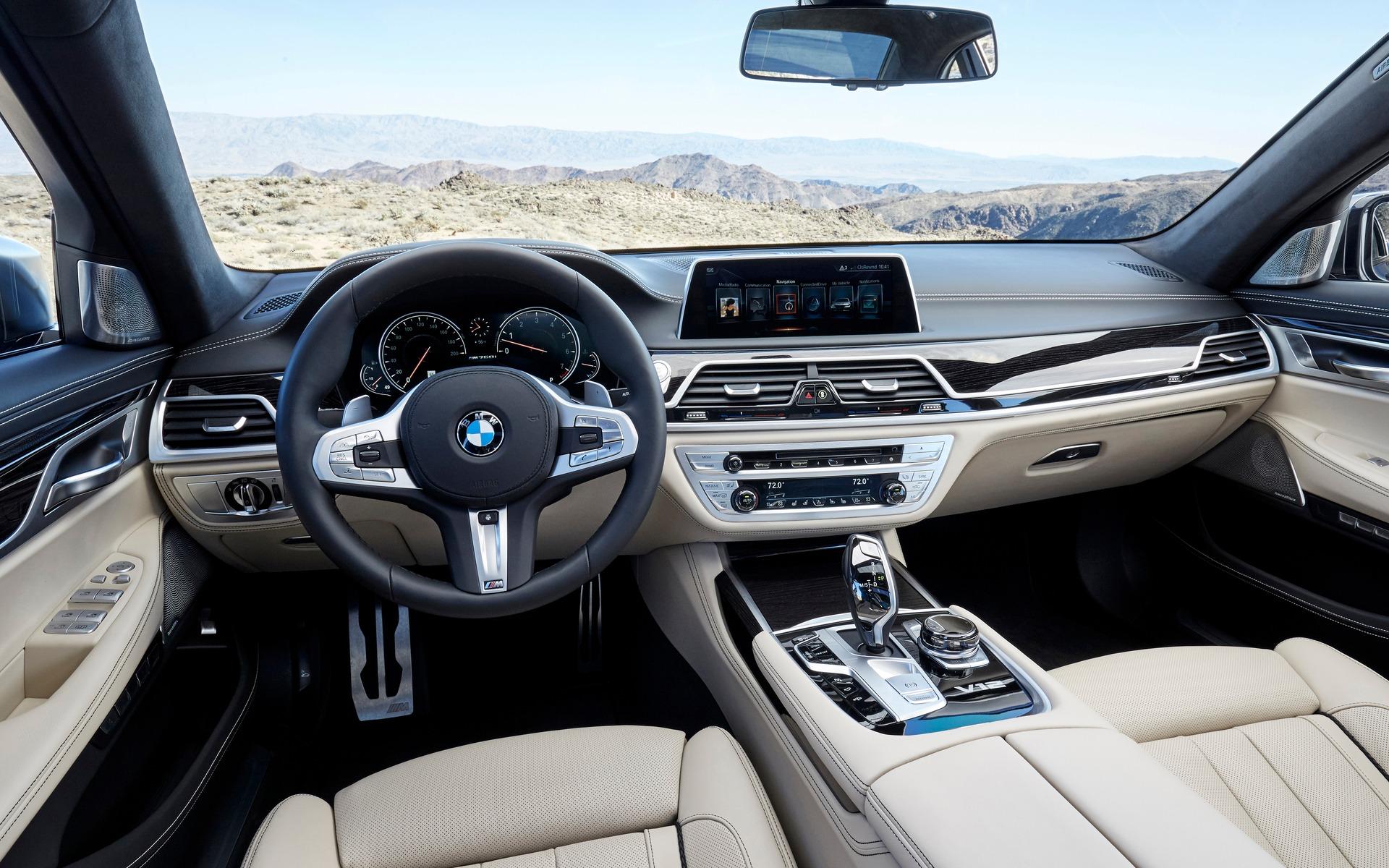 2018 BMW M760Li xDrive: An M7 Light - The Car Guide