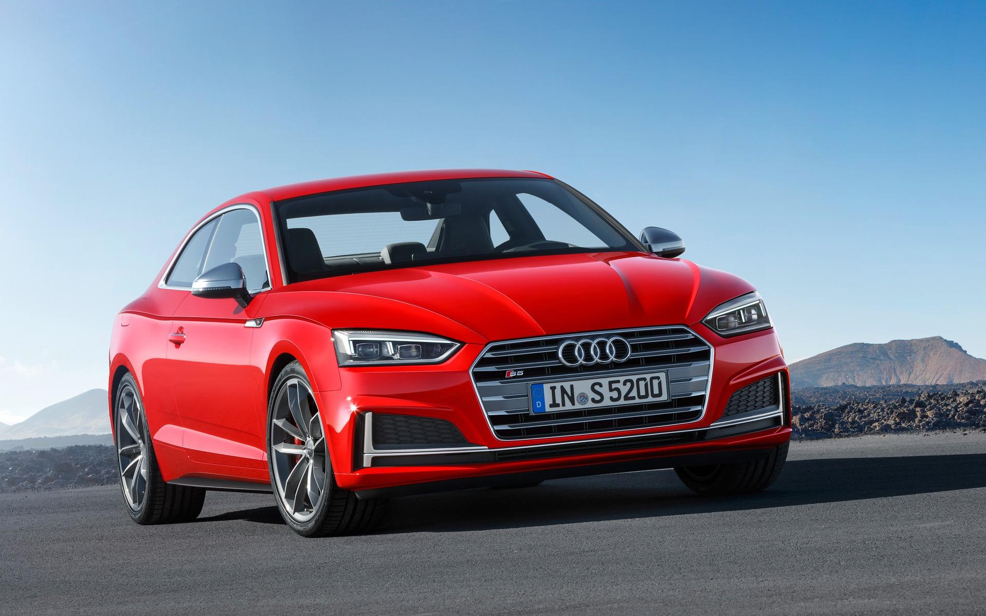 <p>Audi S5</p>